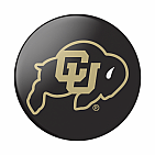 CU Buffs PopGrip PopSocket
