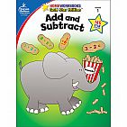 Add and Subtract Workbook Grade 1