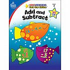 Add and Subtract Workbook Grade 2