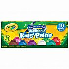 10ct Washable Kids Paint