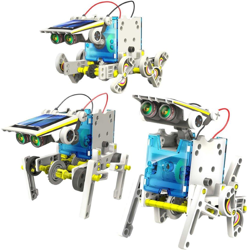 14-in-1 Solar Robot - Grand Rabbits Toys in Boulder, Colorado