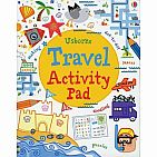 Travel Activity Pad paperback