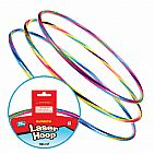 Rainbow Laser Hoop Assortment of size&color