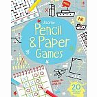 Pencil and Paper Games paperback