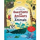 LFT Q&A About Animals hardback