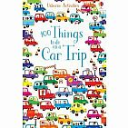 100 Things To Do On A Car Trip paperback