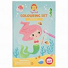 Mermaids Coloring Set
