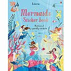 Mermaids Sticker Book paperback