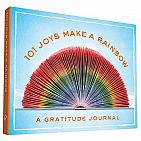101 Joys Make a Rainbow: A Gratitude Journal Hardback