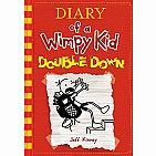 Diary of a Wimpy Kid #11: Double Down (hardback)