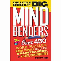 The Little Book of Big Mind Benders Paperback