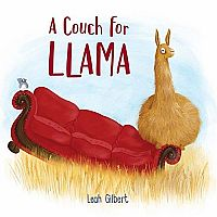 A Couch for Llama Hardcover