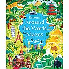 Around the World Mazes paperback