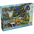 Noah's Gathering Puzzle - Family 350pc