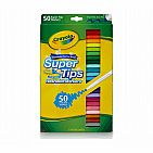 50ct Washable Super Tip Markers
