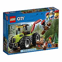 City - Forest Tractor