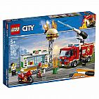 City - Burger Bar Fire Rescue