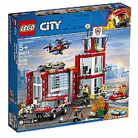 City - Fire Station