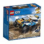 City - Desert Rally Racer