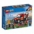 City - Fire Chief Response Truck