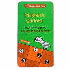Magnetic Travel Sudoku