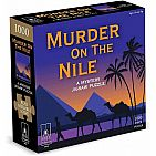 Murder on the Nile 1000 Piece Mystery Puzzle