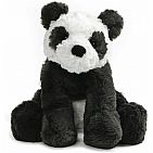 Cozys Collection Panda 8in