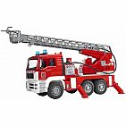 Fire Engine with Water Pump
