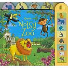 Busy Sounds: Noisy Zoo board book