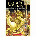 Dragon Masters #12: Treasure of the Gold Dragon Paperback