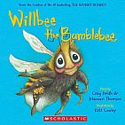Willbee the Bumblebee Paperback