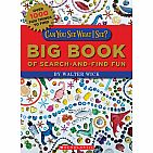 Can You See What I See? Big Book of Search–and–Find Fun Paperback