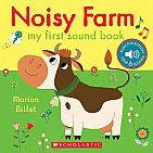 Noisy Farm: My First Sound Book Board Book