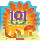 101 Dinosaurs Board Book