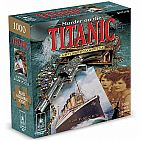 Murder on the Titanic 1000 Piece Mystery Puzzle