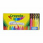 64 Ct. Ultimate Washable Sidewalk Chalk Collection