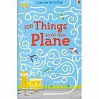 100 Things To Do On A Plane paperback