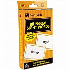 Bilingual Sight Words Flash Cards Grade K-2