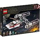 Star Wars - The Rise of Skywalker Resistance Y-Wing Starfighter