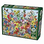 Butterfly Garden Puzzle