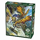 Waterfall Dragons Puzzle