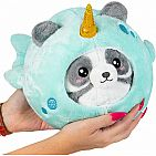 "Undercover Panda in Narwhal 7"" Plush"
