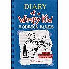 DIARY OF A WIMPY KID #2 (hardback)