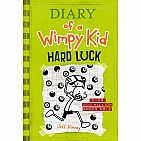 Diary of a Wimpy Kid #8: Hard Luck hardback