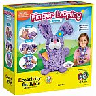 Finger Looping Bunny Craft Kit