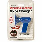 World's Smallest Voice Changer Assorted Colors