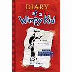 Diary of a Wimpy Kid (Diary of a Wimpy Kid #1) (hardback)
