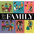 We Are Family Hardcover