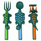Dinosaur Utensil Set