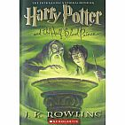 Harry Potter and the Half-Blood Prince #6 Paperback